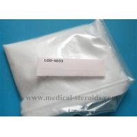 China Muscle Building White SARMs Raw Powder Steroid LGD-4033 CAS 1165910-22-4 on sale