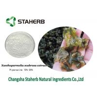 Quality Piperazine Xanthoparmelia Scarbrosa Herbal Extract Powder Antitumor CAS 110-85-0 for sale