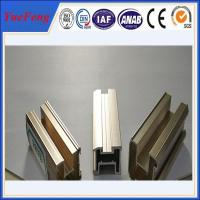 Hot! Competitive standard 6063-t5 aluminium kitchen cabinet door profile price Manufactures