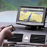 Buy cheap 7-inch Car Rearview System with AV/VGA/HDMI Input, Touchscreen Terminal, 12V DC from wholesalers