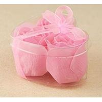 Quality Small gifts of Christmas day and valentine's day, rose soap flower, health care for sale