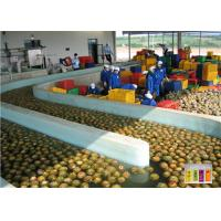 High Pressure Juice Concentrate Equipment , Powder Blending Beverage Processing Line Manufactures