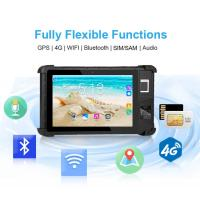 China Android Embedded Biometric Fingerprint Module Android 4G Biometric Handheld Terminal with Face Recognition on sale