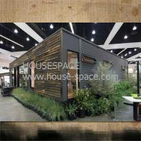 Prefab Steel Frame Modern Modular House , Modular Container Homes For Accommodation in Russia Manufactures