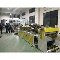 High Precision Thermoforming Transparent Plastic Sheet Extruder With Three Roll Calender Manufactures