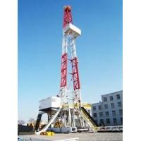 Drilling Rig Mast / Drilling Rig Derrick For Oil Drilling To API Standard Manufactures