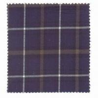 100% cotton yarn-dyed flannel, 160gsm Manufactures