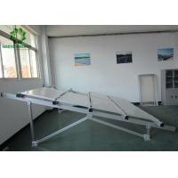 Unique Mounting SolutionGround Mount Solar Racking Systems Professional Installation Option Manufactures
