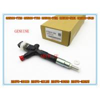 Denso Genuine Fuel Injector 095000-5891 095000-5890 for Toyota Land Cruiser 1KD-FTV 23670-30080 Manufactures