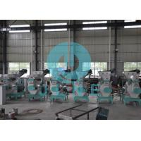 Quality Famouns Rice Husk Pellet Granulator Machine Manufacturer In China for sale