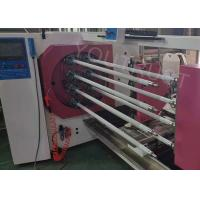 8 Rollers Tape Machine Automatic Tape Slitting Machine Electric Driven Manufactures