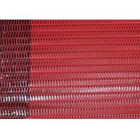 Red Polyester Dryer Screen 3868 Minimum Loop For Paper Making Machine Manufactures