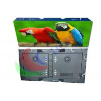 P6 video wall displays For Hotel Interior Ad , Wide Viewing Angle led display screen Manufactures