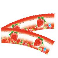 6.5 baking paper cup for cakes packaging Manufactures