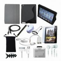 15-item bundle for new iPad 3, 15 item accessory pack one stop buying Manufactures
