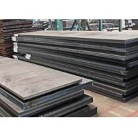 SM490B low alloy Hot Rolled Plate Steel , High strength stuctural Hardened Steel Plate Manufactures
