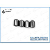China YK20 / YK25 Excellent Carbide Cutting Teeth , Hot Working Performance Carbide Teeth Inserts on sale
