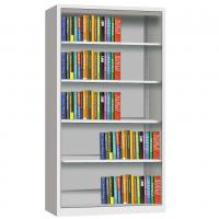 China KD office steel Storage Book Case for Libruay use, factory direct sale steel office equipments/cupboard/cabinet on sale