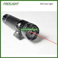 China Tactical 5MW Red Laser Sight with Pressure Switch & Mounts For Rifles and Shotgun Laser on sale