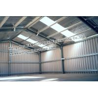 Europe America Standard Structural Steel Fabrication For Warehouse Shed PEB And Workshops Manufactures
