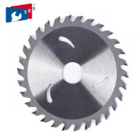230 x 30 mm TCT Wood Cutting Saw blade with Sharp Speed and Thick Kerf for MDF Manufactures