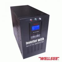 China New designed Solar Inverter with built-in controller on sale