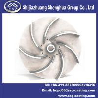 China Investment Casting Pump Parts Impeller on sale