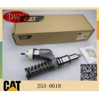 CAT Fuel Injector 253-0618 2530618 Caterpillar C18 Diesel Engine 390F L Hydraulic Excavator Manufactures