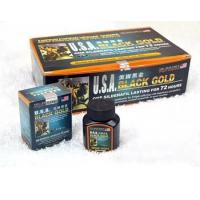 USA Black Gold Male Sexual Stimulant Pills Fast Acting Rock Hard Erections Manufactures