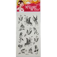 cartoon tattoo sticker Manufactures