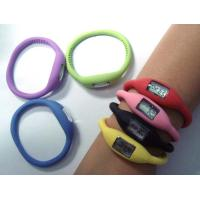 waterproof eco-friendly movement anion silicone watch Manufactures