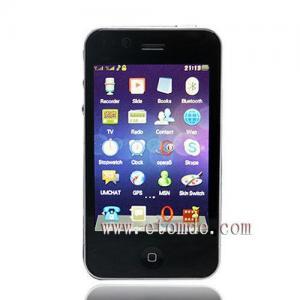 Quadband Dual SIM WIFI GPS Bluetooth Camera TV FM G738 Manufactures