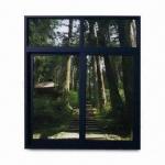 Window, Made of Aluminum, New Design Manufactures