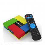 Mini PC T95KWifi Internet TV Box , HD Internet Media Box2.4 / 5.0GHz WiFi BT4.0 Manufactures