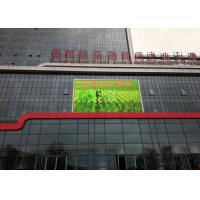 Outdoor Led Signage Display P10 Outdoor Advertising Led Screens Manufactures