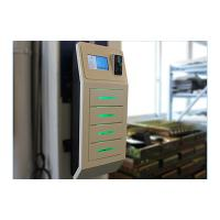 China Wall Mounted Phone Charging Station Coin Operated With Touch Screen on sale