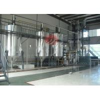 Coconut Oil Refining Production Line Manufactures
