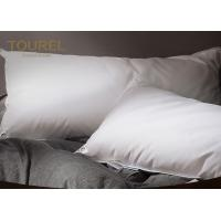 Multi - Function Inflatable Aubergine Hotel Comfort Pillows Innovative Design Manufactures