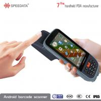 Windows Tablet Handheld Data Terminal support QR Code Portable Barcode Scanner Manufactures