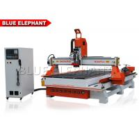 High Precision Atc Spindle Cnc Router Equipment , Wood Cutting Cnc Router Machine Manufactures
