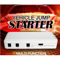 Buy cheap lipo battery 12000mah 12V portable jump start auto mobile charger power bank from wholesalers