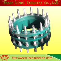 China carbon steel pipe expansion joint dismantling joint on sale