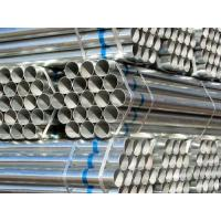 Greenhouse Galvanized Steel Products , Painted 6 Inch Galvanized Steel Tube Manufactures