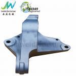 AL Die Cast Auto Parts , Diecast Aluminium Alloys Engine Mount Bracket Manufactures