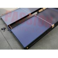 South Africa Home Use Flat Plate Solar Collector , Flat Panel Solar Water Heater Manufactures