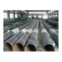 Large Diameter 219-3040 SSAW Steel Pipe For Petroleum and Gas Industry Manufactures