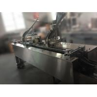 Biscuit Sandwiching Machine(Single Row) Manufactures