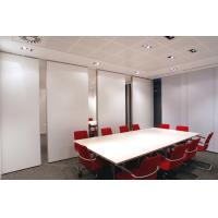 Sliding Office Partition Walls / Decorative Conference Room Dividers Manufactures