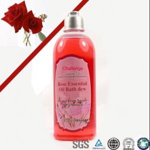 China Rose Essential Oil Bath Dew Body Wash (OEM/ODM on sale