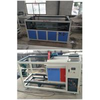 China New Style Plastic PVC Pipe Extrusion Line , pvc Pipe Production Line For Water Supply System on sale
